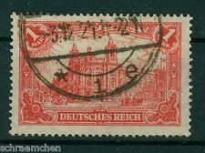 Deutsches Reich A 113 IV , o ,