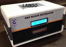 DRY BATH-HEATING BLOCK INCUBATOR