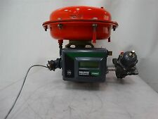 """FISHER 54.24003 Control Valve Size: 2"""" Body: Bronze Cv 40 Body Rating: CL250"""