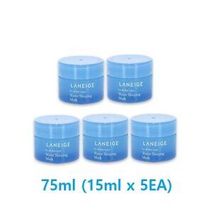 [LANEIGE_SP] Water Sleeping Mask Mini Samples 5EA (15ml x 5EA)  / Korea Cosmetic