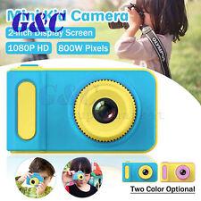 Mini Kids Children Digital Camera 2.0 inch LCD Screen Holiday Travel Toys