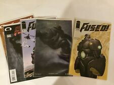 Fused  two complete series  Image 2002  1 - 4  Dark Horse 2004  1 - 4  variant
