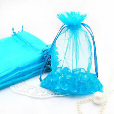 Premium Organza Gift Bags Jewellery Pouches XMAS Wedding Party Candy Favour