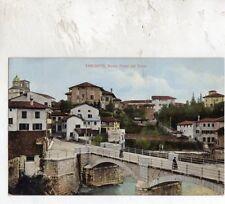 C003012  TARCENTO    NUOVO  PONTE  SUL TORRE  ANIMATA    VG 1912
