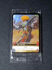 (9) World of Warcraft WoW TCG Vexmaster Nar'jo Betrayer Promo Extended Art C