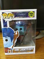 Onward #721 - Ian Lightfoot - Funko Pop! Disney (Brand New)