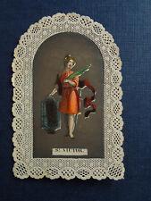 Canivet  Holy Card Estampa Religiosa.  Saint Victor