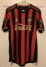 Authentic 2019 Atlanta United FC Adidas Climacool Soccer Jersey Men's Medium MLS