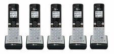 5 x AT&T TL86003 2 Line Connect-To-Cell Caller ID/Waiting ID Handset for TL86103