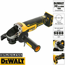 Dewalt DCG405N 18V XR Brushless Cordless 125mm Angle Grinder Bare Unit