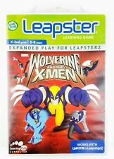 Wolverine & The X-Men (Leapster, 2009) Learning Game 1 2
