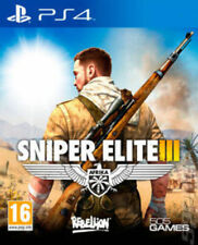 Sniper Elite III 3 (PS4 Game) *VERY GOOD CONDITION*
