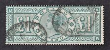 QV, 1891, £1 green value, SG 212, used condition, Cat £800.