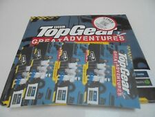 Top Gear Woolworths Sticker Book Album comes with 16 sealed unused Stickers