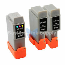 3+ PACK BCI-24 BCI24 NEW Compatible Ink Cartridge for Canon BCI-24 HIGH YIELD