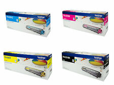 Brother TN-251BK255CLPK Toner Cartridge - 4 Pack