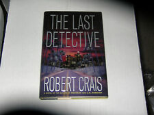 The Last Detective by Robert Crais (2003) SIGNED 1st/1st