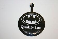 WOW Vintage Unused Metal BATMAN Movie Quality Inn Tab Button Promo Rare