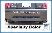 99-04 Mustang Bumper Letters Inserts - Carbon Fiber