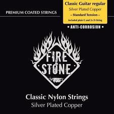 Fire & Stone cuerdas para música clásica-guitarra-regular String set-standard tension