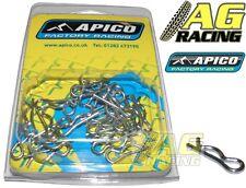 Apico Freno Pin Clip BREMBO Estilo 25 Pack Motocross Enduro KTM BREMBO FRENOS NUEVO