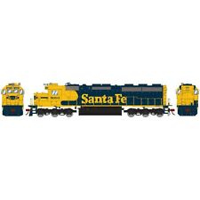Athearn G # 86086 SD45-2 Santa Fe # 5693  HO Scale MIB