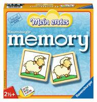 Ravensburger 21130 Mein erstes memory für Kinder ab 3 Jahren