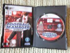 Jeux vidéo Football Manager SEGA, en français