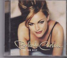 Belinda Carlisle-In Too Deep cd maxi single sealed