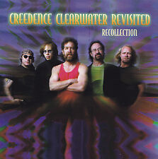 CREEDENCE CLEARWATER REVISITED - 2 CD - RECOLLECTION