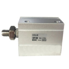 A●SMC CDUJB12-10D Air Cylinder For Lateral Mounting New