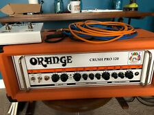 Orange Cr120H Crush Pro 120 Guitar Amplifier Head
