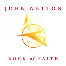 John Wetton – Rock Of Faith CD NEW