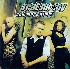 REAL McCOY : ONE MORE TIME / CD - TOP-ZUSTAND