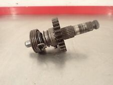 Honda XR350R XL350R XL XR 350R mechanism kickstart kick starter gear spindle