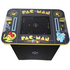 Retro Arcade Cocktail Table Machine | 400 Retro Arcade Games | Pac Man Themed