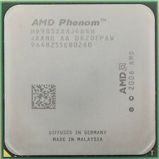 ESP AMD Phenom X4 9850 HD985ZXAJ4BGH (4 Núcleos, 2.5 GHz) AM2+, Black Edition