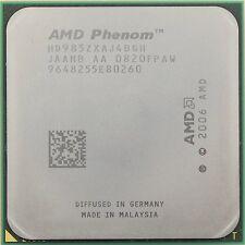 AMD Phenom X4 9850 HD985ZXAJ4BGH (4 Núcleos, 2.5 GHz, 2.0 GHz HT) Black Edition