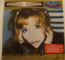 MYLENE FARMER ( DELUXE COLLECTION, LIMITED EDITION, NEW CD, 16 TRACKS )