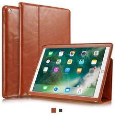 KAVAJ iPad Ledertasche Case Huelle Berlin fuer das iPad 2018/2017 cognac braun