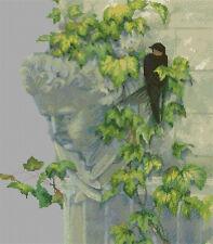 Roman Ivy - Dyan Allaire/Kustom Krafts - Cross Stitch Chart New