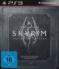 Playstation 3 The Elder Scrolls V Skyrim Legendary Edition GuterZust.