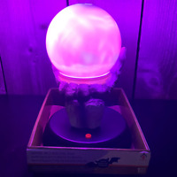 "Animated 9"" Lighted Crystal Ball Skeletal Hand *NEW* - Gemmy Halloween 2020"
