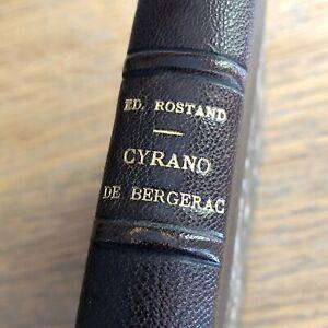 Rostand Cyrano de Bergerac rare EO 1898