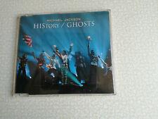 MICHAEL JACKSON – HISTORY/GHOST – CD SINGLE 7 TRACKS EPC 6646152 - NEW!