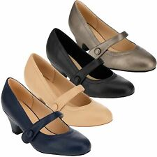 Extra Wide Fitting Ladies Shoes in