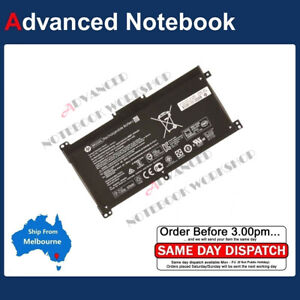Genuine BK03XL Battery for HP HSTNN-UB7G TPN-W125 916366-541 916811-855 Laptop