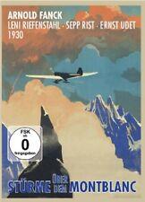 STÜRME ÜBER DEM MONTBLANC Arnold Fanck LENI RIEFENSTAHL 1930 DVD Neu