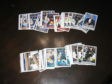 2016-17 Panini NHL Hockey Stickers Pick 7 list Complete your Book **Updated 1/16