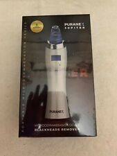 New-Sealed Puranex Jupiter Portable Microdermabrasion Device Blackhead Removal